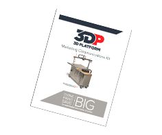 3D Platform Marketing Kit