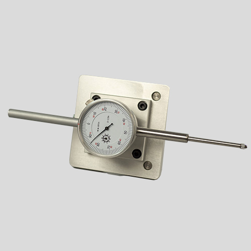 Carriage Mount Dial Indicator Assembly
